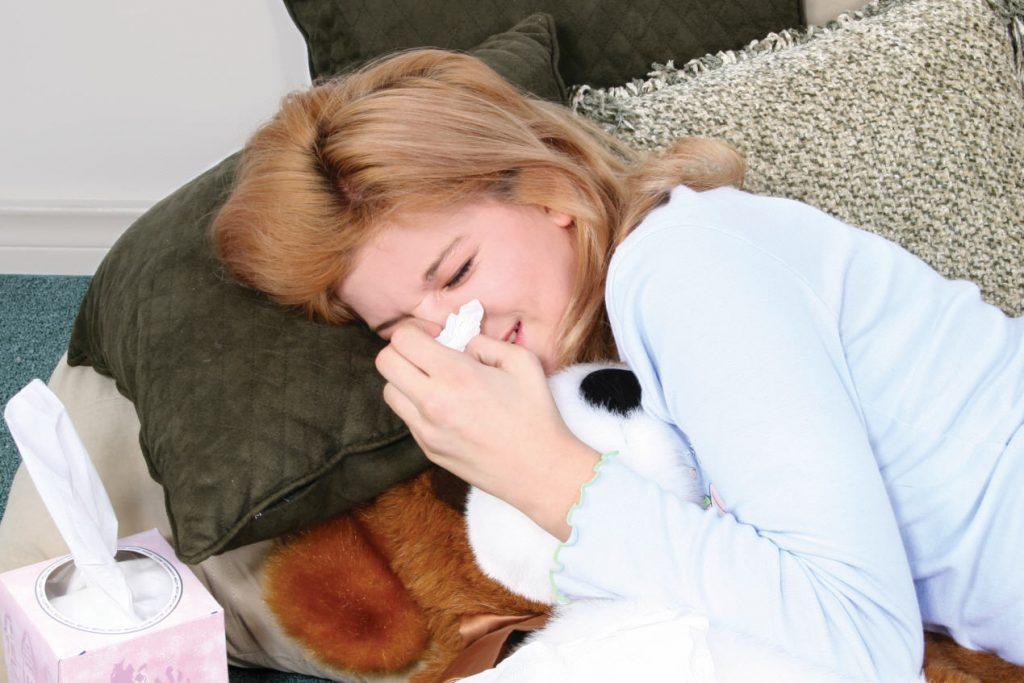 Allergies_Woman